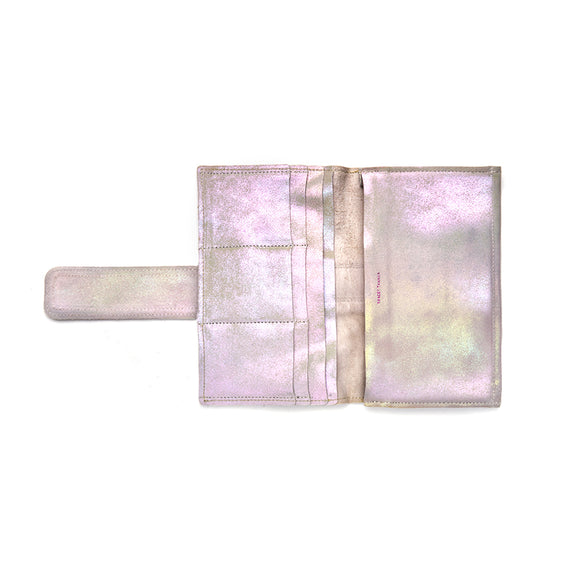 Opal Sparkle Sofia Clutch Wallet