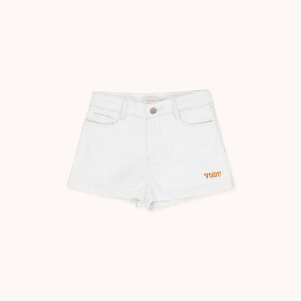 """Tiny"" Short - Off-White"