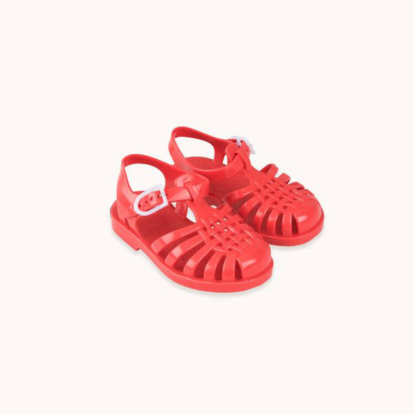 Jelly Sandals - Red