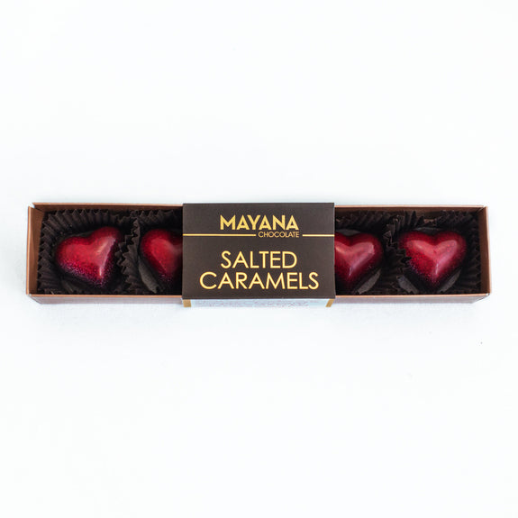 SALTED CARAMEL HEARTS