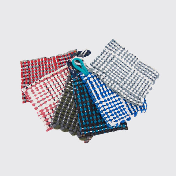 Cotton Loom Mat Assorted Colors