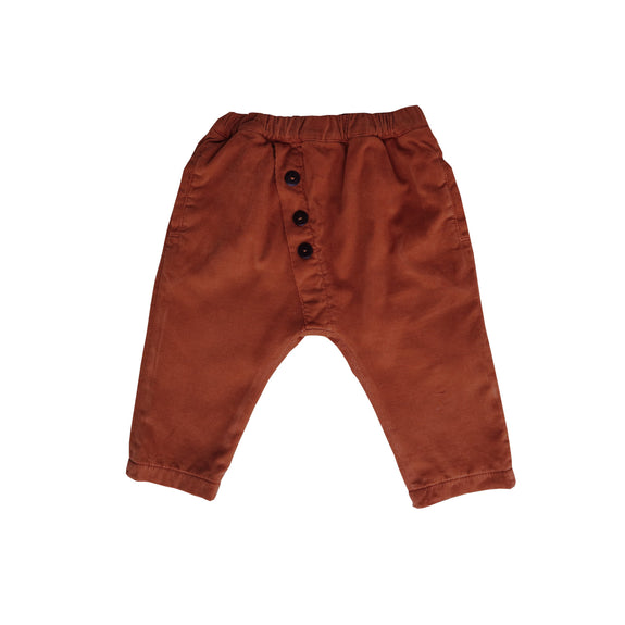 Theo Trousers - Rust