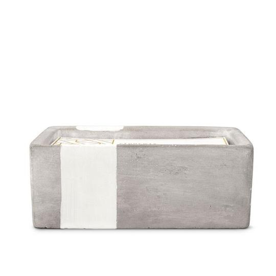 Urban Concrete Candle - Tobacco + Patchouli