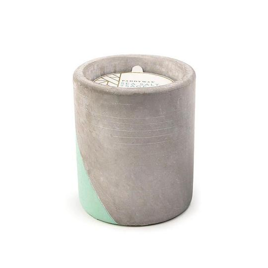 Urban Concrete Candle - Sea Salt + Sage