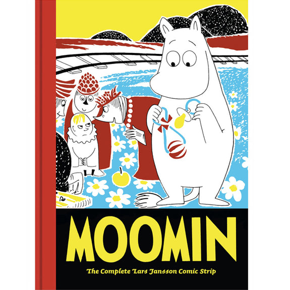 Moomin: The Complete Lars Jansson Comic Strip Volume Six