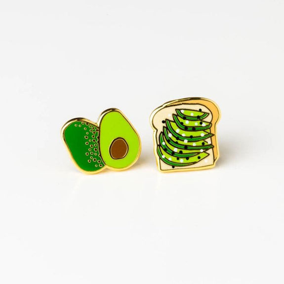 Avocado Toast Earrings