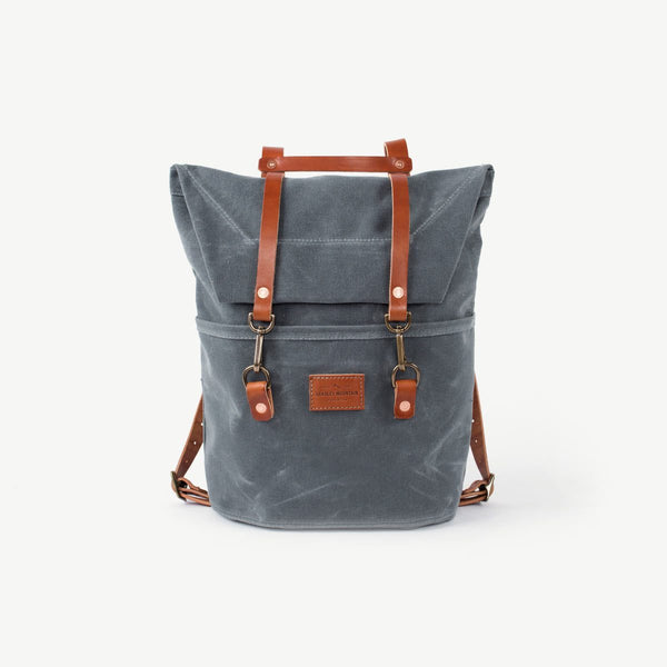 The Scout Bag - Charcoal