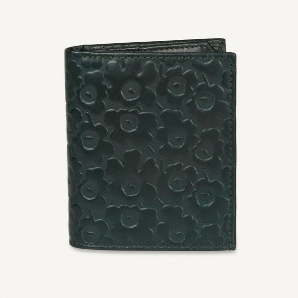 Black Unikko Katri Wallet