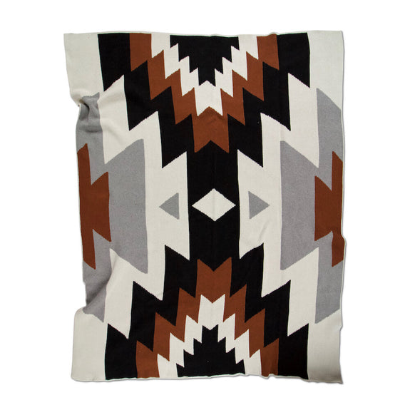 Chiapas Cinnamon Dove Throw