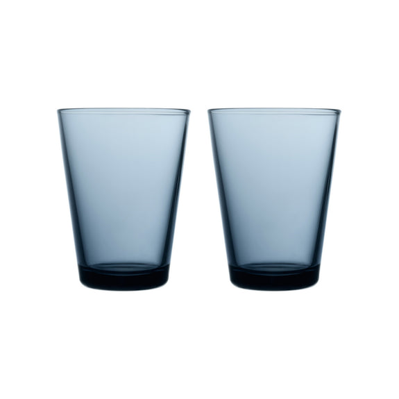 Kartio Drinking Glasses - Rain 13.5oz.