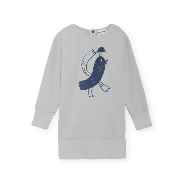 Fleece Dress (Bird)