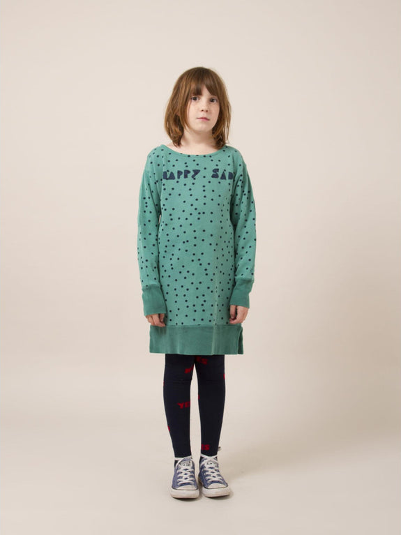 Fleece Dress (Confetti)