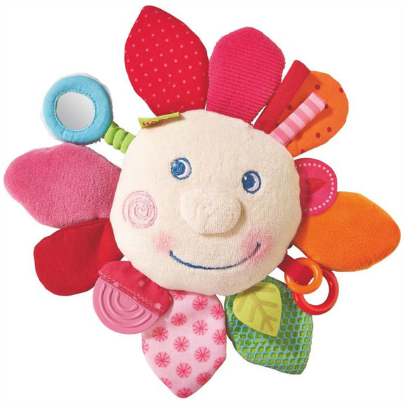 Cuddly Spring Flower Teether
