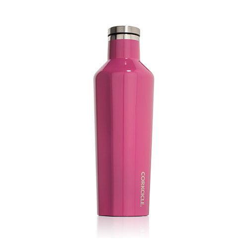 Corkcicle Canteen (16oz Gloss Pink)