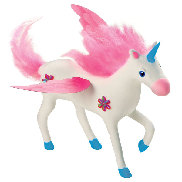 DIY Wood & Clay Model Kit - Unicorn