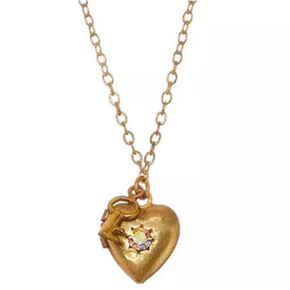 Locket Necklace - Various