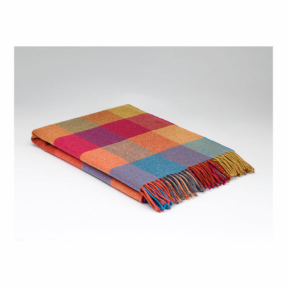Supersoft Throw (Various Colors/Designs)