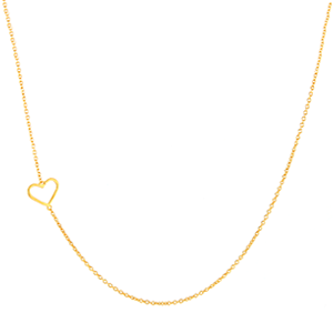 Heart LSN Necklace