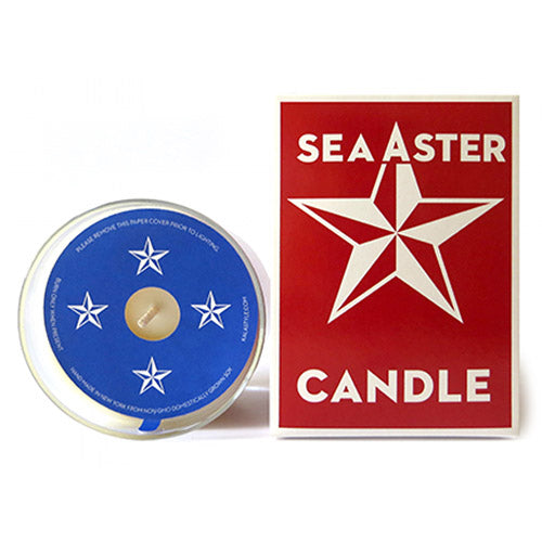 Swedish Dream Sea Aster Candle