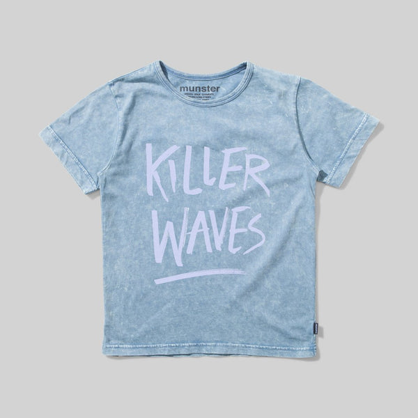 Killer Waves Munster Tee