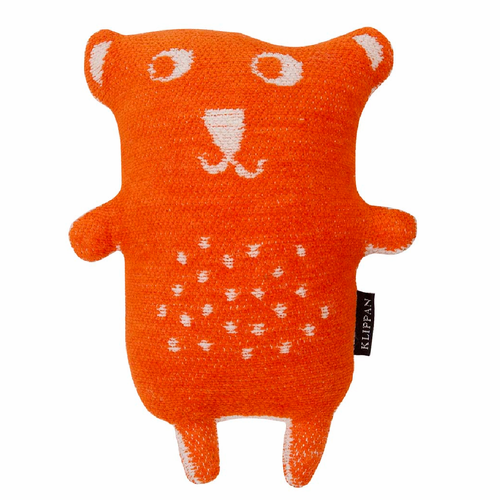 Cuddly Little Bear Orange