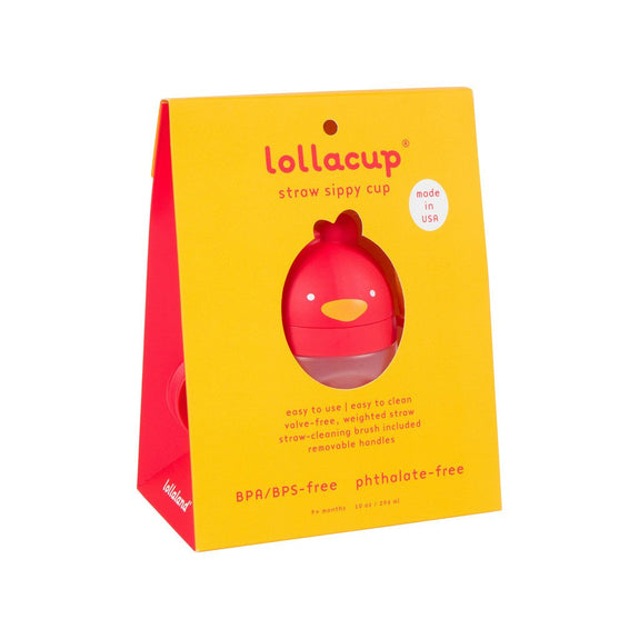 Lollacup Bold Red