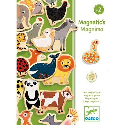 Magnimo Wooden Magnetics