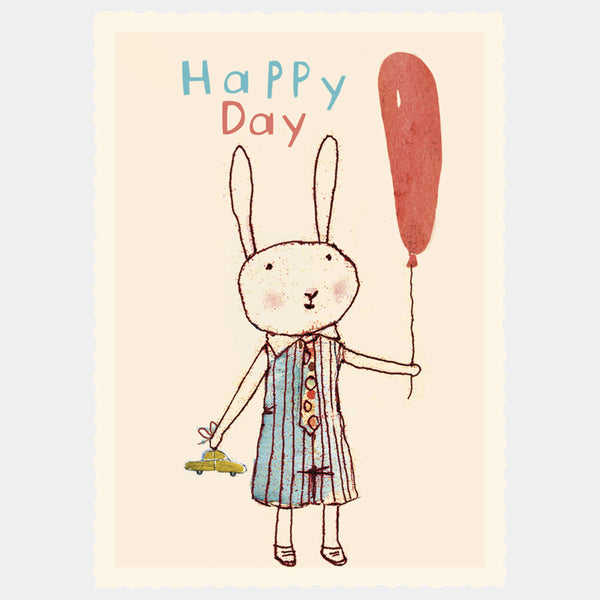 Maileg Card - Happy Day