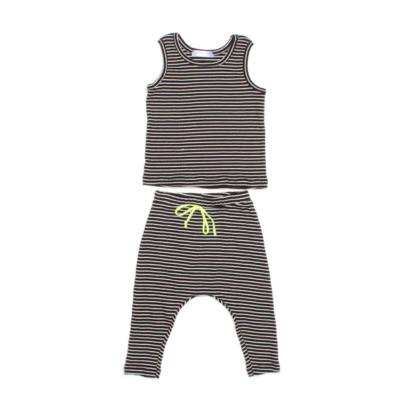 Mav Stripe Set