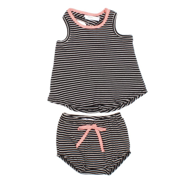 Meli Stripe Set