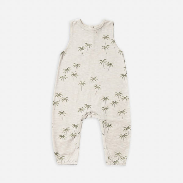 Mills Jumpsuit - Palm