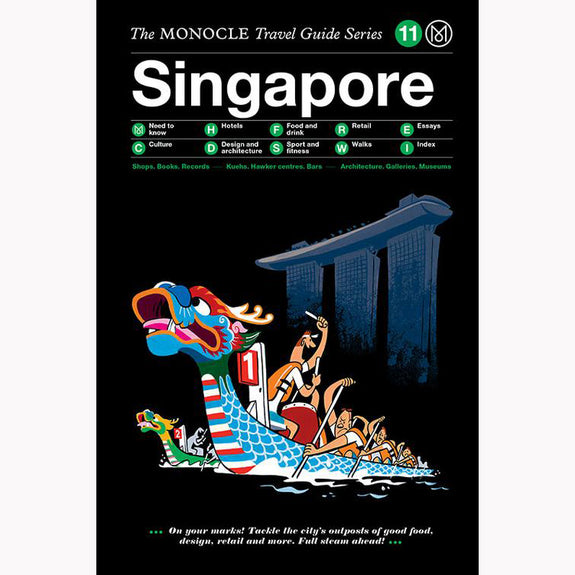 The Monocle Travel Guide Singapore