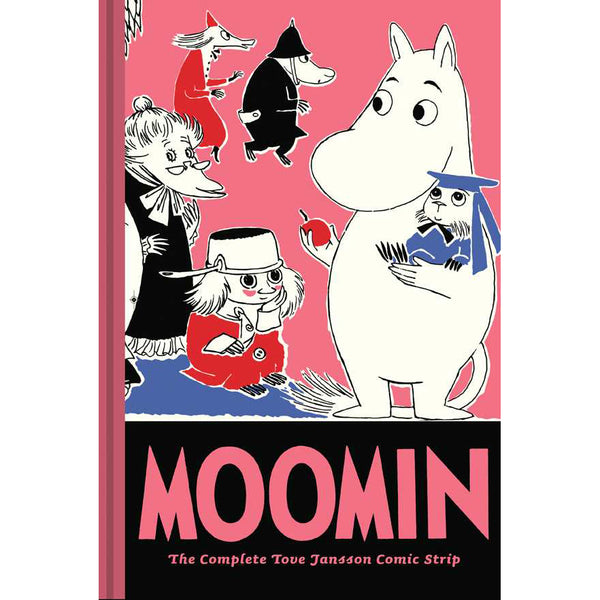 Moomin: The Complete Lars Jansson Comic Strip Volume Five