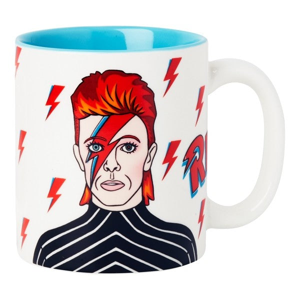 Ceramic Mug Rebel Bowie