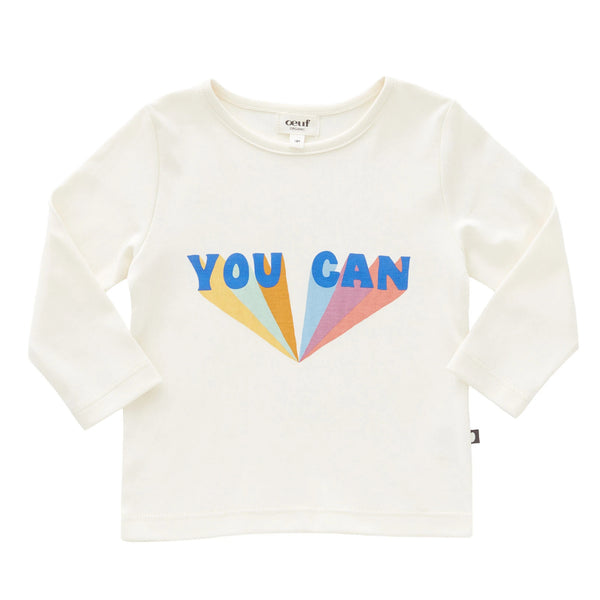 """You Can"" Tee"