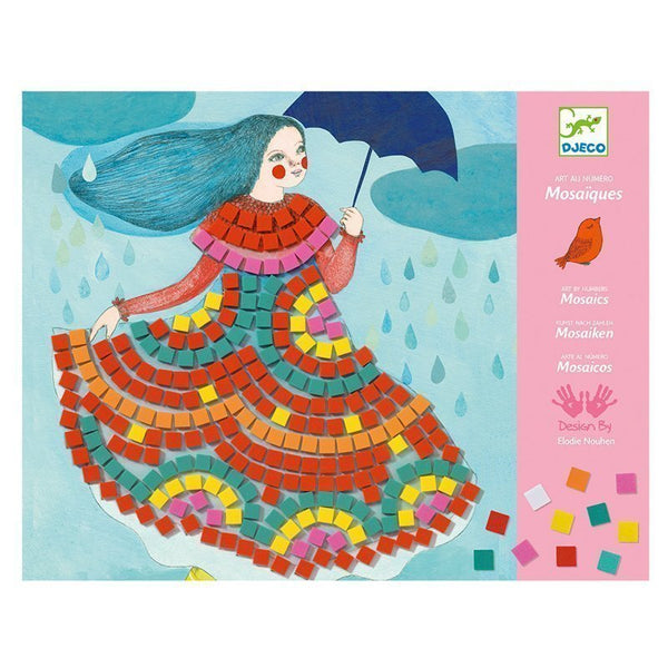 Party Dresses Mosaic Kit