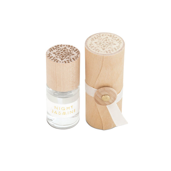Block Print Roller Ball Perfume - Night Jasmine
