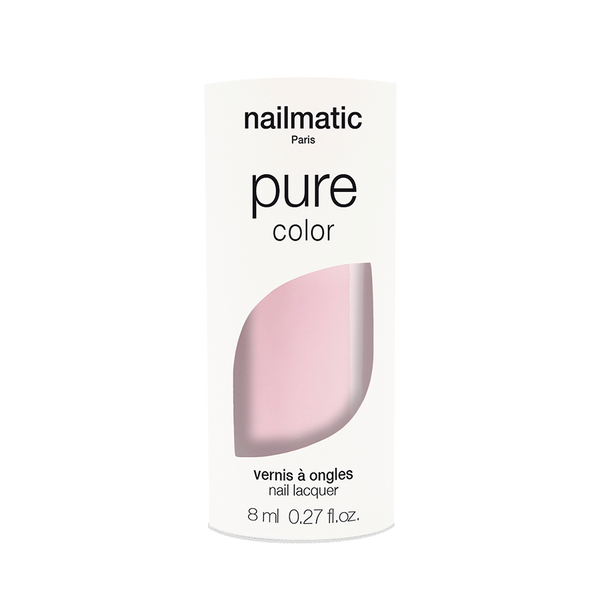 Plant-based nail polish – sheer pink - Anna