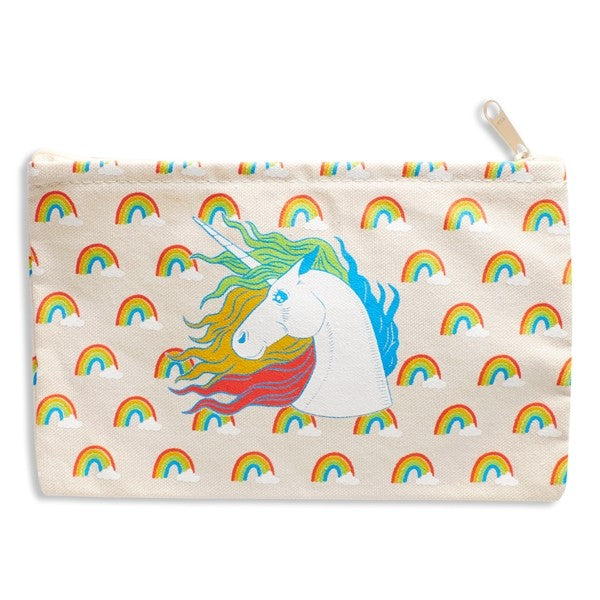 The Found Pouch Unicorns & Rainbows