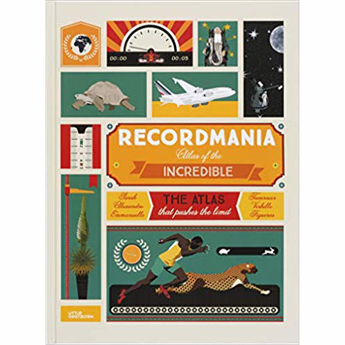 Recordmania: Atlas of the Incredible
