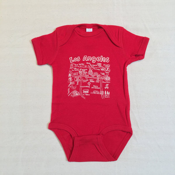 Los Angeles Onesie
