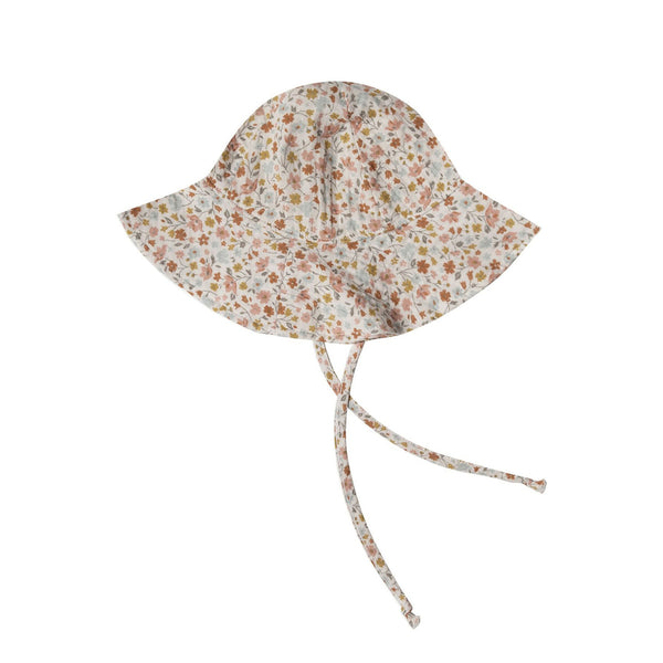 Floppy Sun Hat - Flower Field