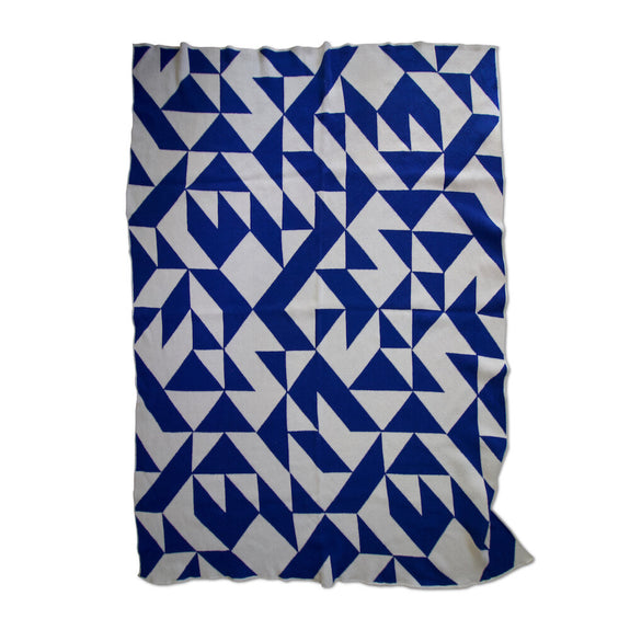 Scattered Royal Throw