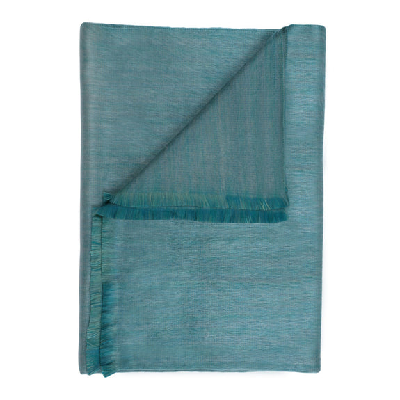 Alpaca Throw Seagrass