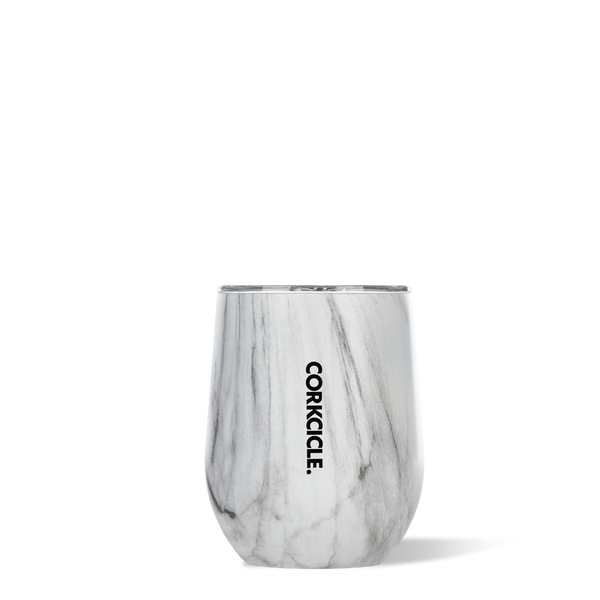 Corkcicle Stemless - 12oz. - Snowdrift