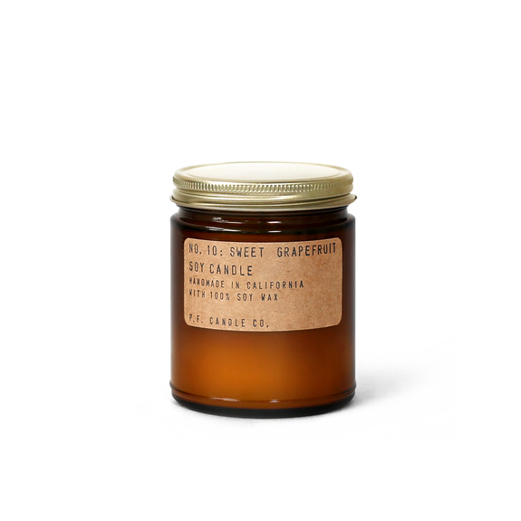 Soy Candle Sweet Grapefruit 7.2 oz