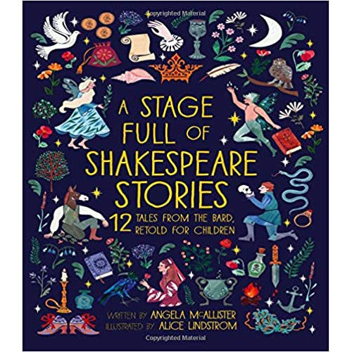 A Stage Full of Shakespeare