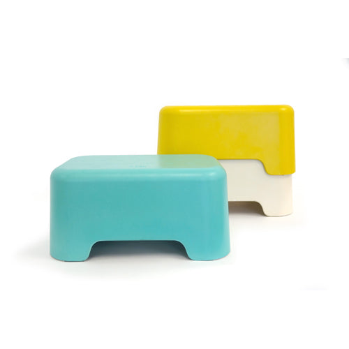 Bano Step Stool Lemon