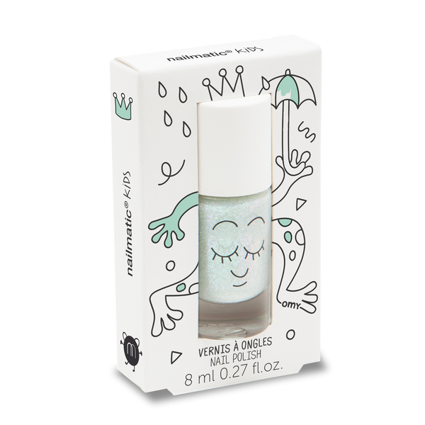 Wash off Nail Polish - Aldo - Pearly Green