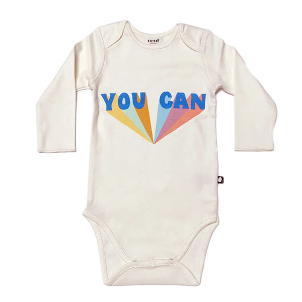 """You Can"" Onesie"